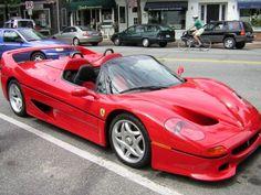 Ferrari F50, respect your elders.