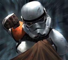 Alternate art for Star Wars : Empire Assault © Lucasfilm Ltd. Star Wars Film, Star Trek, Star Wars Art, Stormtrooper Art, War Novels, My War, Star Wars Wallpaper, Disney Wallpaper, Star War 3