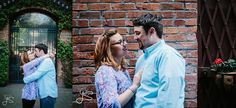 engagement photos in Seattle's Pioneer Square #engagement #engaged #engagementphotos #engagementphotography #love #Seattleengagementphotos #pioneersquare