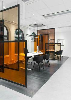 Diseño - división de espacios