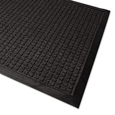 Guardian - WaterGuard Indoor/Outdoor Scraper Mat, 36 x 120, Charcoal - Sold As 1 Each - Perfect for indoor and outdoor entranceways, the WaterGuard keeps your office or home clean, dry and safe. by Guardian Products. $146.99. Guardian - WaterGuard Indoor/Outdoor Scraper Mat, 36 x 120, CharcoalKeeps your office or home clean, dry and safe. Bi-level constructed so dirt and debris is trapped below the walking surface and off your floors. The polypropylene carpeted surface makes t...