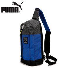 f7e038e62048 PUMA Men s Urban Training X Backpack Blue Sports Bag Gym Cycling 074570-02   PUMA