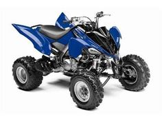 2012 Yamaha Raptor Four Wheeler ATV in Sandusky - My husband had one, white, a little older. That thing would do Atv Motocross, Lawn Mower Tractor, Yamaha Motor, Quad Bike, Four Wheelers, Dirtbikes, Motorcycle Bike, Go Kart, Cool Things To Buy