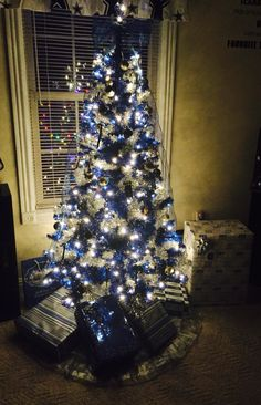 dallas cowboys tree