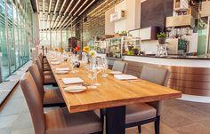 VLET Kochschule - mitten in der Innenstadt könnt ihr nach Herzenslust kochen - ob mit Freunden oder Kollegen.