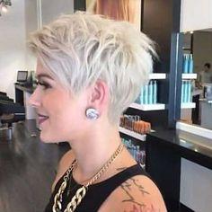 20 Perfect Short Haircuts for Fine Hair - short-hairstyless. 20 Perfect Short Haircuts for Fine Hair - short-hairstyless. 20 Perfect Short Haircuts for Fine Hair - short-hairstyless. Short Haircuts 2017, Popular Short Hairstyles, Short Hairstyles For Thick Hair, Short Grey Hair, Haircuts For Fine Hair, Short Pixie Haircuts, Curly Hair Styles, Haircut Short, Funky Short Hair