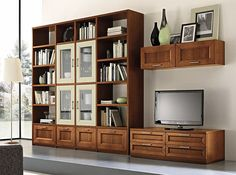 Italian Wall Unit Paris 609 by Artigian Mobili - $5,999.00