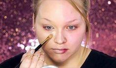 make up aanbrengen