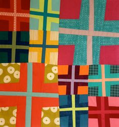 If I was a quilter, I would totally want to make this quilt!  Maybe a few years down the road I will pick this up.