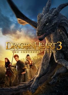 Movies Dragonheart 3: The Sorcerer's Curse - 2015