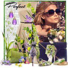 Bucket of spring by doozer on Polyvore featuring мода, Coast, Solomon Appollo, Marni, Paloma Picasso and Blumarine