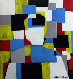 dEpAUL abstracte schilderkunst - dEpAUL