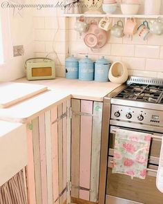 in love with the cabinets! One sweet day!