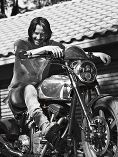 Keanu Reeves - Esquire UK Photoshoot 2017