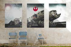 """Neues Portfolio bei dasauge: """"Star Wars Tribute: Rouge One"""""""