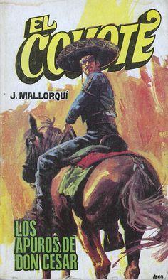 Los apuros de don César. Ed. Favencia, 1974. (Col. El Coyote ; 69)