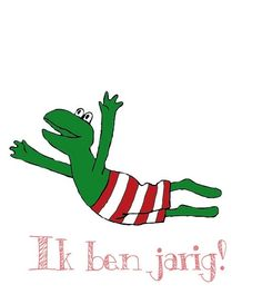 Traktatielabel Kikker Birthday Wishes, Little Boys, Preschool, Felt, Printables, Respect, Treats, Animaux, Sweet Like Candy
