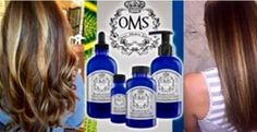 Don't lose your hair! Reduce loss, stimulate new growth, repair damage, reduce breakage, add fullness, hydrate, shine & protect with 100% natural OMS. 53% OFF TODAY!
