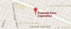 pramoda exim corporation is one of the leading company in india. We are the manufactures, export and suppliers of the dry red chilly from (guntur, andhra pradesh) india. We can also export red chilli flakes, red chilli powder and red chilli seedsPRAMODA EXAM CORPORATION F1,D.NO:5-60-2/192 4/2 ASHOK NAGAR,GUNTUR-522007 CELL/WHATSAPP:9581581333 MAIL ID:pramoda.exim@gmail.com SKYPE:pramoda.exim WECHAT:pramoda333 QQ:2870635509 AS ISO 9001:2008 CERTIFIED COMPANY