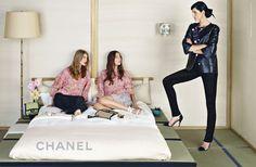 estilozas: Publicidad Chanel Verano 2013