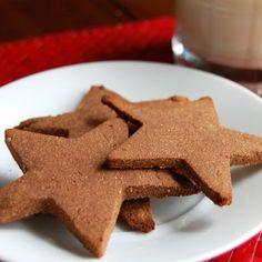 Chocolate Cookies- grain-free and gluten-free.