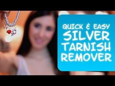The Best Way to Clean Tarnished Silver!