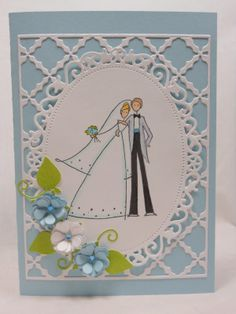 Flower Power! Created by Sherri Dean (http://thecatatemycard.blogspot.com) with dies available at Dies R Us.