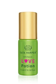 Love Potion 100% Natural & Nontoxic Aphrodisiac Essential Oil Blend and Daily Perfume, new from @Tata Harper - can't wait to try.