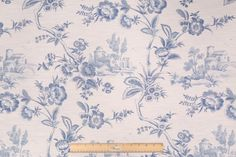 Jay Yang :: Jay Yang Trowbridge Linen Blend Drapery Fabric in Blue $8.95 per yard - Fabric Guru.com: Fabric, Discount Fabric, Upholstery Fabric, Drapery Fabric, Fabric Remnants, wholesale fabric, fabrics, fabricguru, fabricguru.com, Waverly, P. Kaufmann, Schumacher, Robert Allen, Bloomcraft, Laura Ashley, Kravet, Greeff