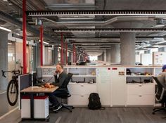 Meditation-Focused Offices : Headspace Headquarters