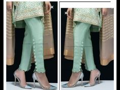 Creative Plazzo Pants Cutting & Stitching - Very Simple & Easy making Plazzo Pants Pattern, Jumpsuit Pattern, Plazzo Pants Outfit, Straight Cut Pants, Salwar Pants, Kids Frocks Design, Sleeves Designs For Dresses, Fashion Pants, Blouse Designs