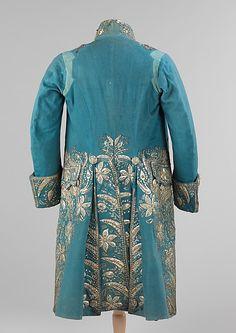Court Coat   1775–89