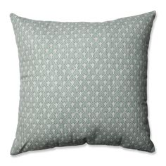 Diego Cotton Throw Pillow