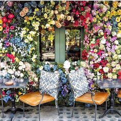Breakfast with a side of lovely. @fashionfoiegras #london by anthropologie