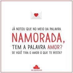 Amei isso! Daqui @meapaixoneiblog #frases #amor #quemamacuida #diadosnamorados