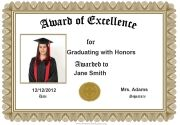 Free certificate maker to create personalized printable award certificates for any occasion. Customize the certificates online in under 1 minute free! Free Certificate Maker, Certificates Online, Printable Certificates, Award Certificates, Graduation Certificate Template, Certificate Templates, Certificate Of Achievement, Worlds Best Dad, Beginning Of The School Year