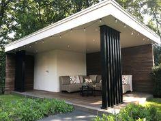 Dream Garden, Home And Garden, Modern Pergola, Backyard, Outdoor Decor, House, Inspiration, Garage, Home Decor