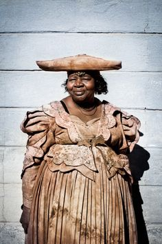 Namibia: Portraits of Herero women by Meeri Koutaniemi