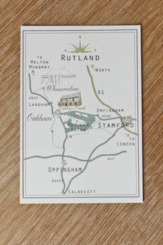 Rustic map, from: www.lovemydress.net/blog/2012/11/edwardian-lace-flowers-in-her-hair-garden-party-wedding.html
