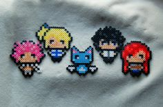 Hey, I found this really awesome Etsy listing at https://www.etsy.com/listing/200533150/fairy-tail-lucy-natsu-erza-gray-and