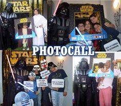 Animaciones Star Wars - Photocall