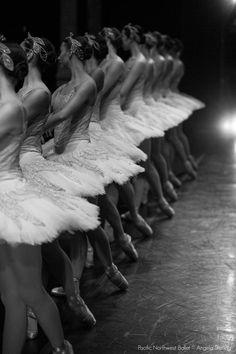 Pacific Northwest Ballet's Swan Lake