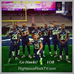 Seahawks Seahawks Fans, Seahawks Football, Football Team, Seattle Football, Seattle Seahawks, Around The Nfl, Earl Thomas, Blue Friday, Nfc West