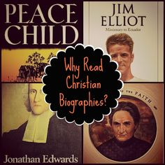 Some great Christian biography recommendations!