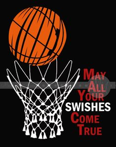 Basketball 8x10 Wall Art. Printable. Custom Colors. Sports. High School. Print only. Frame not included.