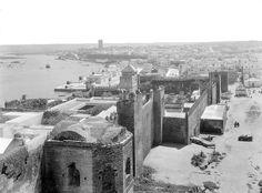 Vue générale sur le port  1925 (vers)