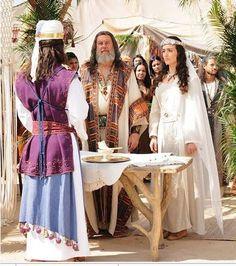 Fashionistas de Plantão - Blog de moda : Terra Prometida: Vestidos Hebréias | Figurino