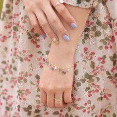 Beaded Dangle Bracelet from #YesStyle <3 kitsch island YesStyle.co.uk