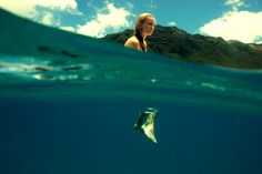 I want to go to Hawaii and just take it all in, then go surf!!!