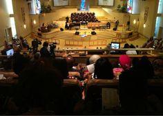 Cincinnati Opera - Opera Goes to Church video production (June 2012)
